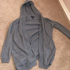 GAP hooded cardigan